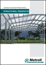 Metroll Newcastle - Z Purlins - Purlins & Girts